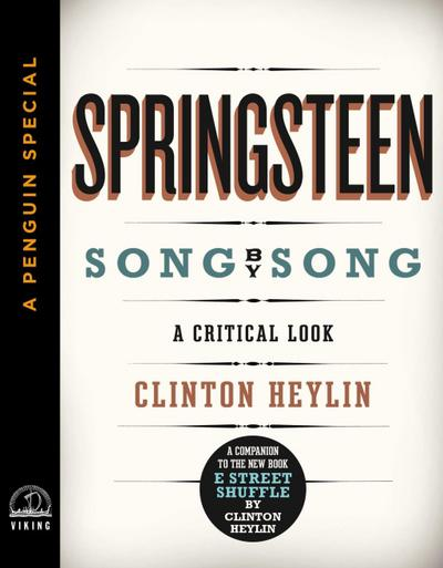 Springsteen Song by Song