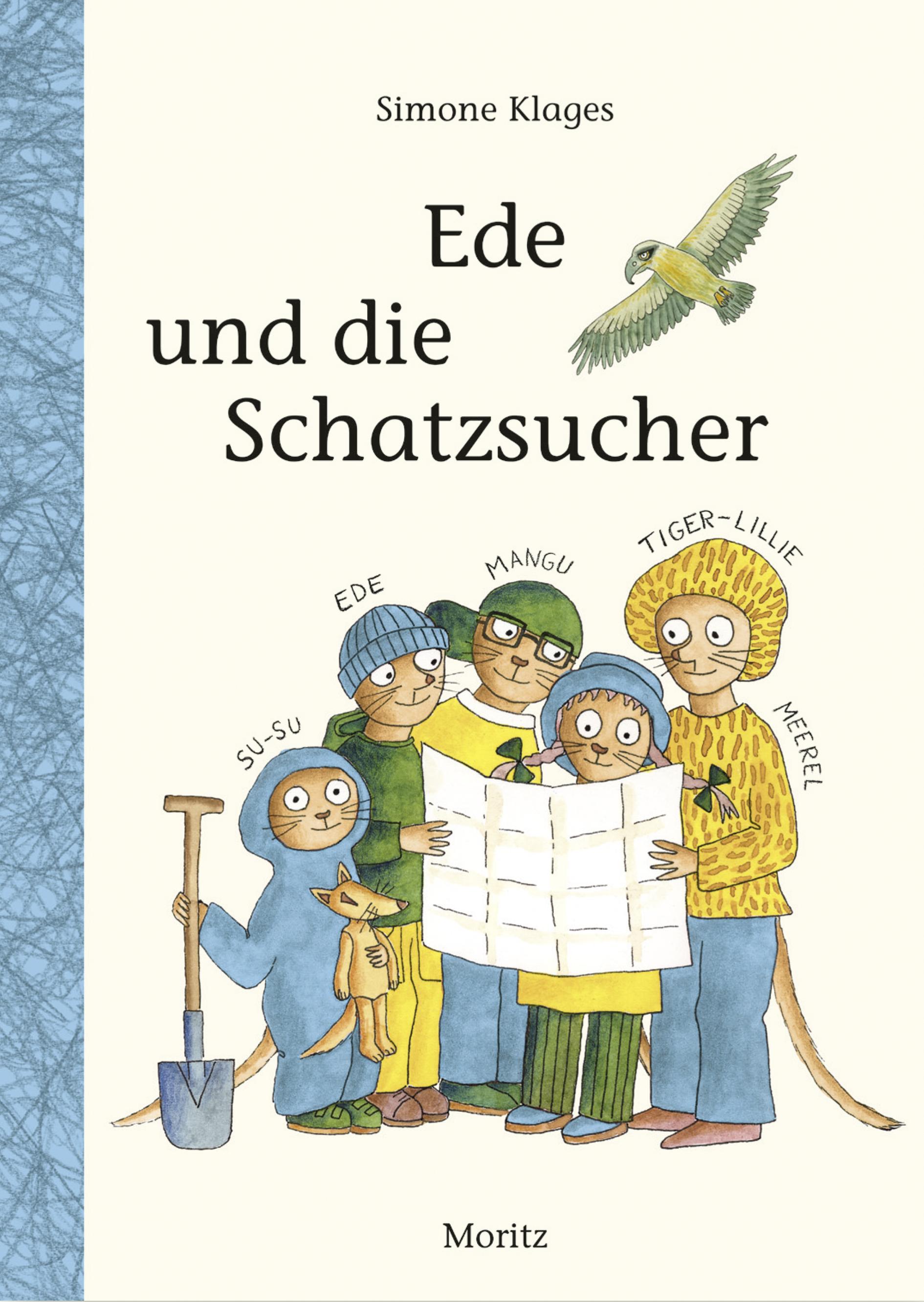 NEU Ede und die Schatzsucher Simone Klages 652899