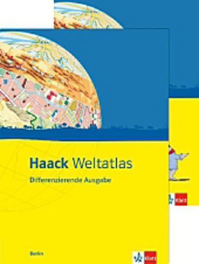Haack Weltatlas Differenzierende Ausgabe. Ausgabe für Berlin