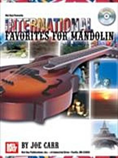 International Favorites for Mandolin