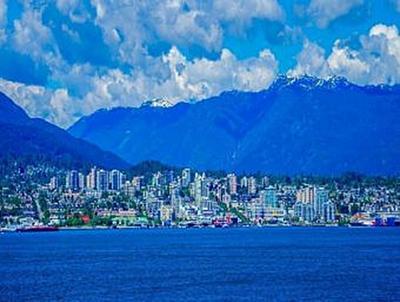 Vancouver - 100 Teile (Puzzle)