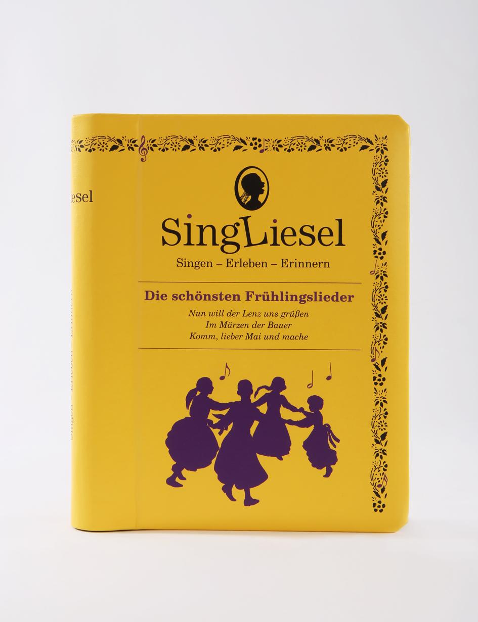 Singliesel 03 - Die schönsten Frühlingslieder