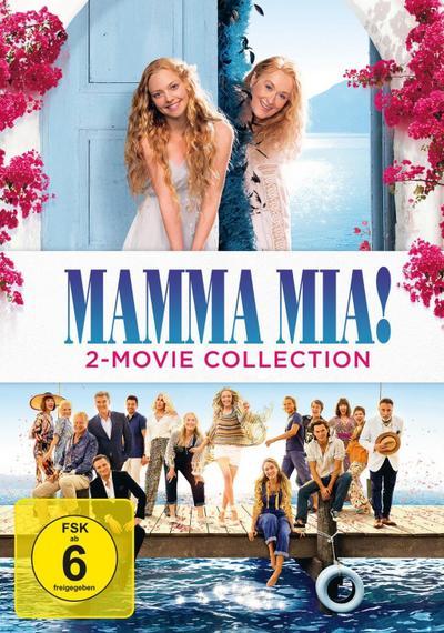 Mamma Mia! - 2-Movie Collection