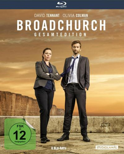 Broadchurch - Staffel 1-3. Gesamtedition