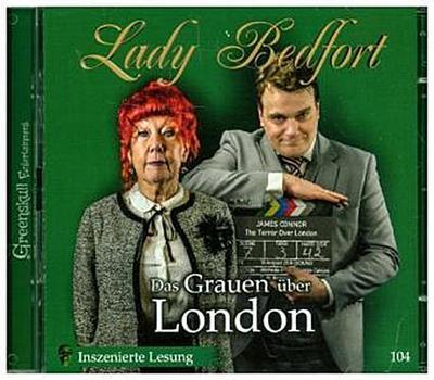 Folge 104: das Grauen Über London - Grennskull Entertainment (Alive) - Audio CD, Deutsch, , ,