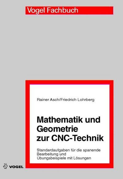 Mathematik und Geometrie zur CNC-Technik