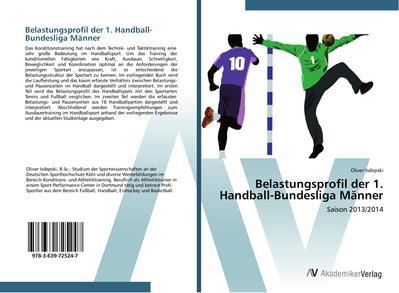 Belastungsprofil der 1. Handball-Bundesliga Männer