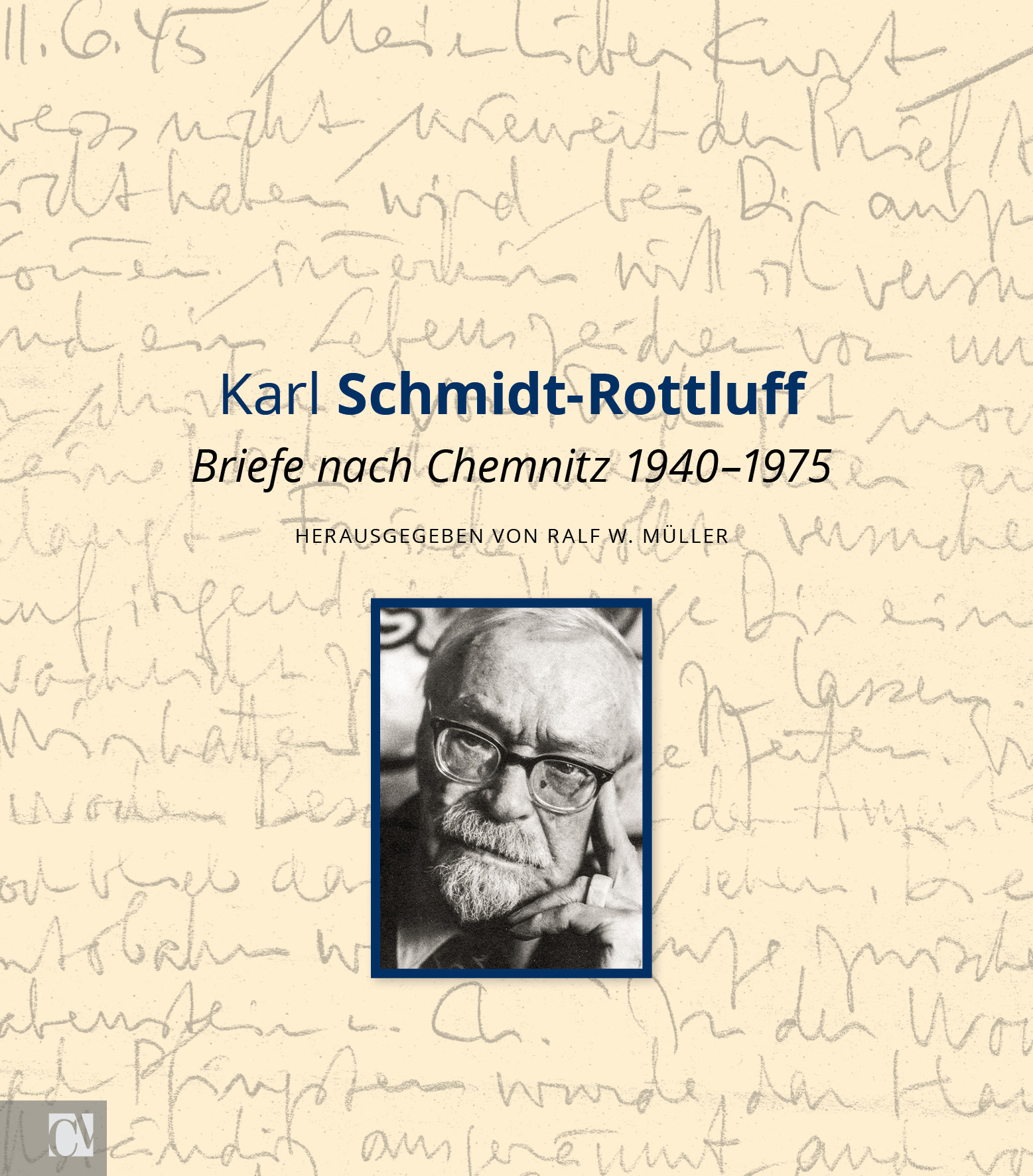 Briefe nach Chemnitz 1940 - 1975, Karl Schmidt-Rottluff