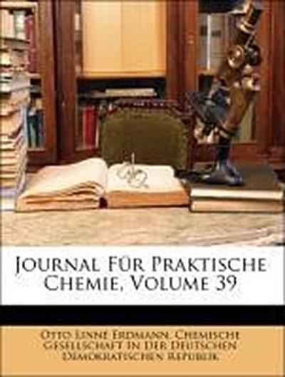 Journal Für Praktische Chemie, DRITTER BAND