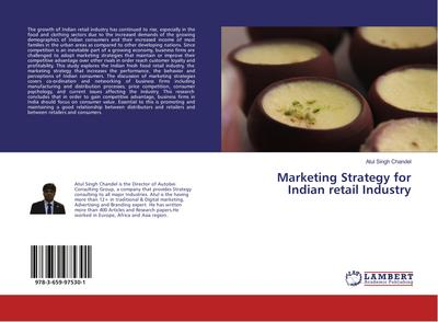 Marketing Strategy for Indian retail Industry