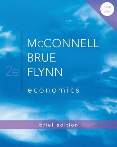 Economics Brief Edition with Connect Access Card