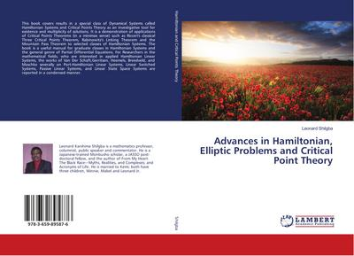 Advances in Hamiltonian, Elliptic Problems and Critical Point Theory