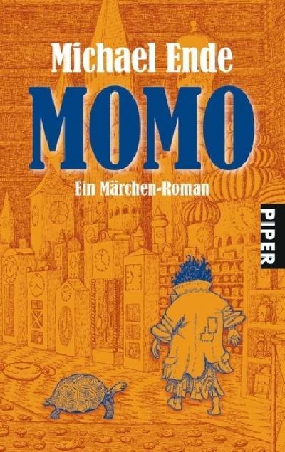 Momo: oder Die seltsame Geschichte von den Zeit-Dieben und von dem Kind, das den Menschen die gestohlene Zeit zurückbrachte