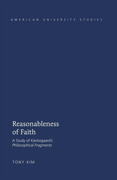 Reasonableness of Faith