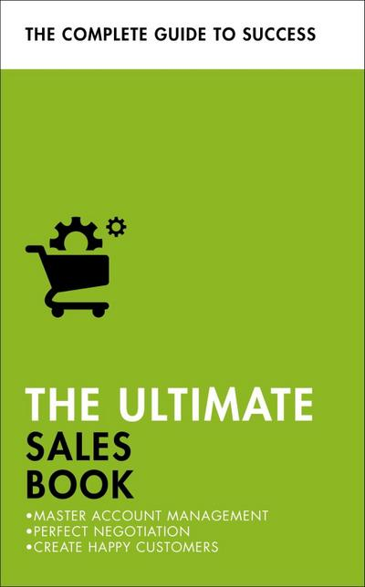 Ultimate Sales Book