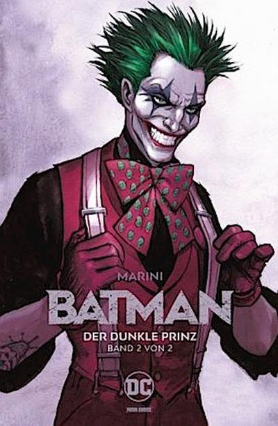 Batman: Der Dunkle Prinz. Bd.2