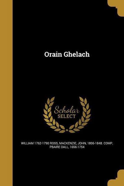 ORAIN GHELACH