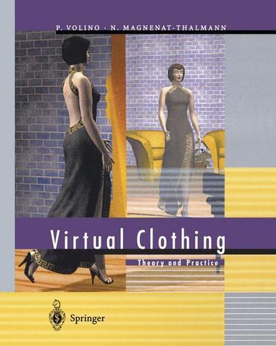 Virtual Clothing, w. CD-ROM
