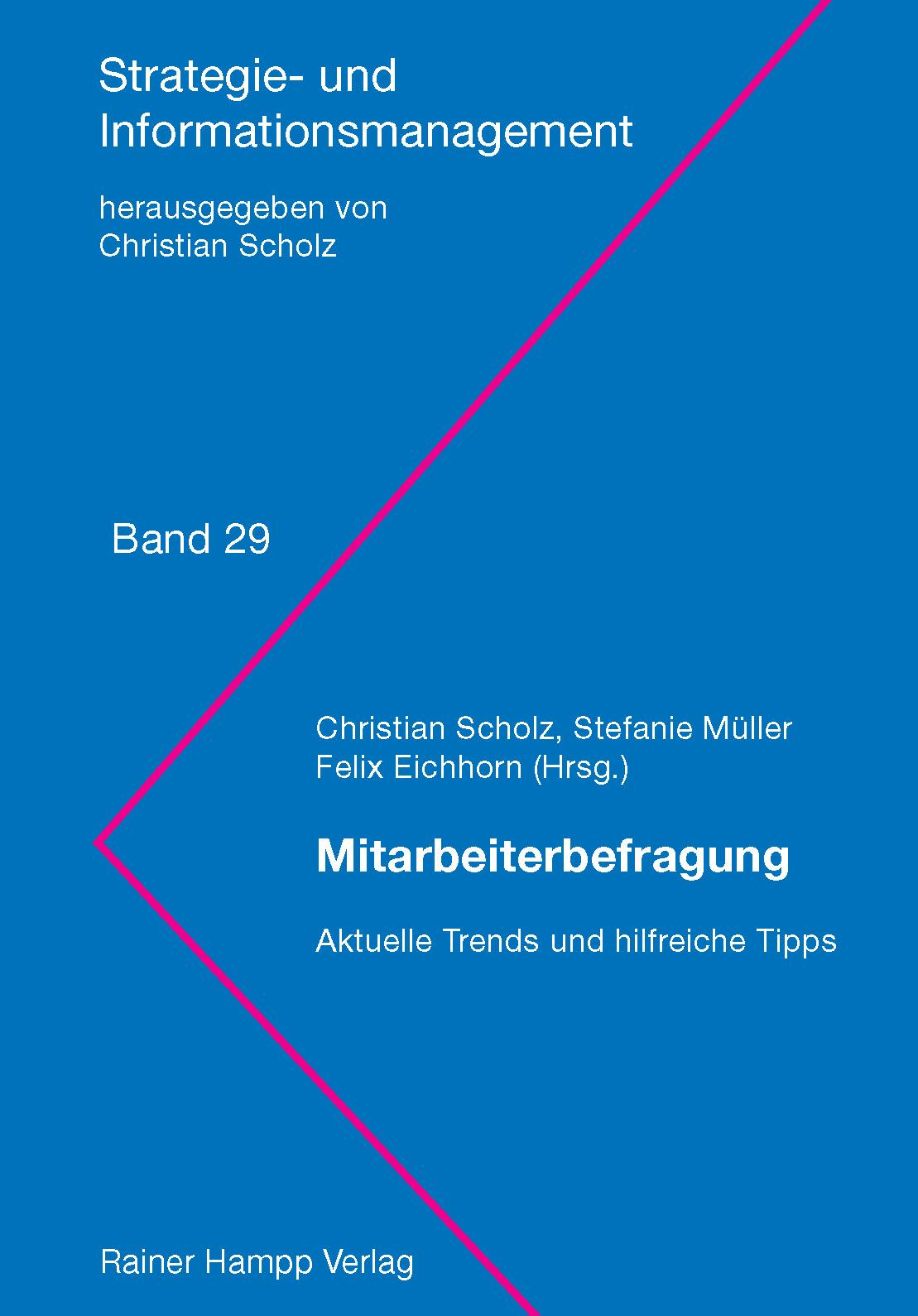 Mitarbeiterbefragung Christian Scholz