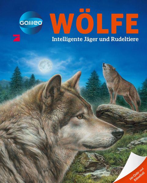 Galileo Wissen: Wölfe, Agnès Vandewièle