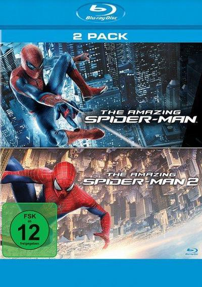 The Amazing Spider-Man & The Amazing Spider-Man 2 - Rise of Electro