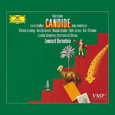 Candide, 2 Audio-CDs + 1 DVD (Limited Edition)