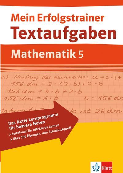 Textaufgaben Mathematik. 5. Schuljahr