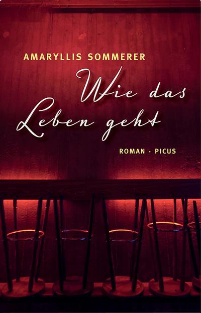 Wie das Leben geht; Roman; Deutsch