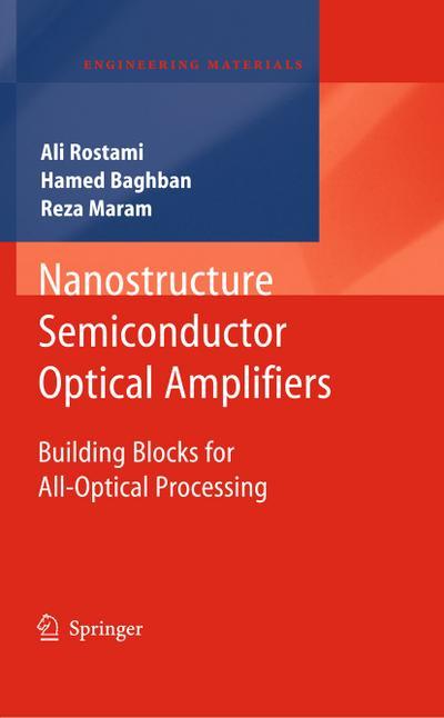Nanostructure Semiconductor Optical Amplifiers