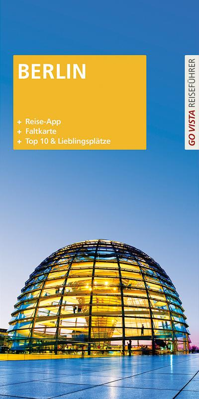 Berlin   ; Go Vista Plus ; Deutsch; it App und extra Faltplan -