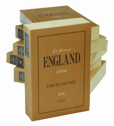 History of England, Volumes 1-6