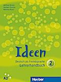 Ideen 2. Lehrerhandbuch