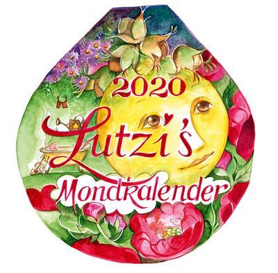 Lutzis Mondkalender rund 2020