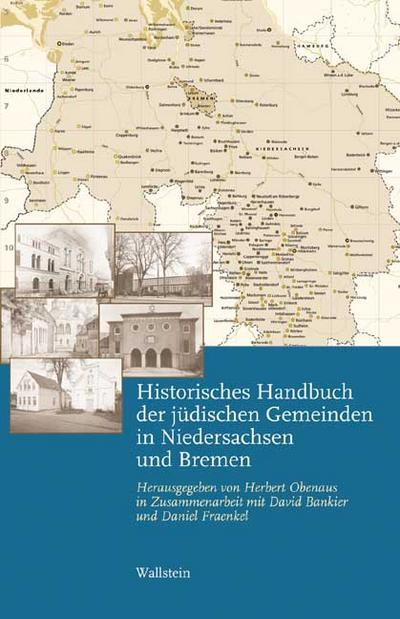 Historisches Handbuch der jüdischen Gemeinden in Niedersachsen und Bremen