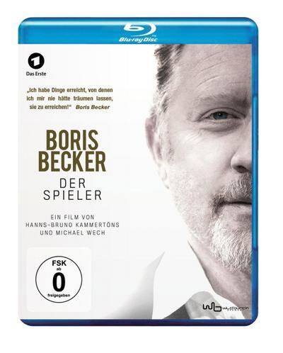 Boris Becker, der Spieler