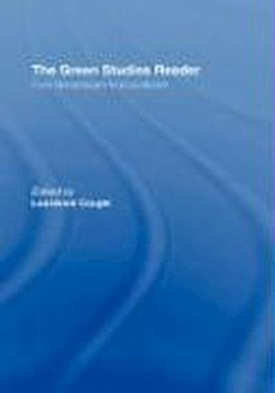 The Green Studies Reader: From Romanticism to Ecocriticism