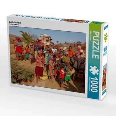 Bushaltestelle (Puzzle)