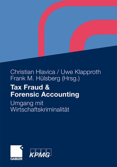 Tax Fraud & Forensic Accounting