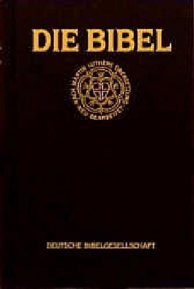Die Bibel (Standardausgabe schwarz)