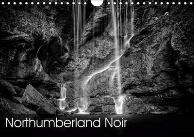 Northumberland Noir (Wall Calendar 2019 DIN A4 Landscape)