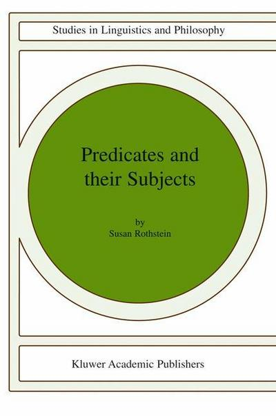 Predicates and Their Subjects