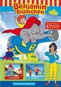 Benjamin Blümchen. Der Superelefant / Im Eism ...