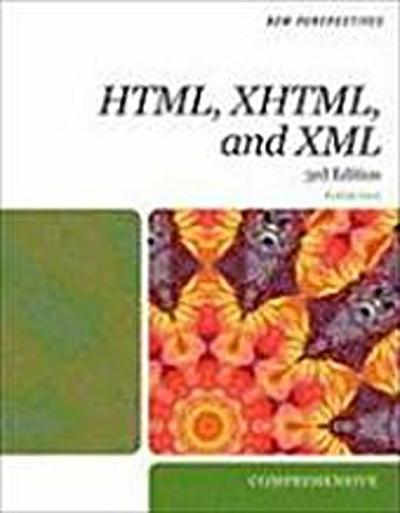 NEW PERSPECTIVES ON HTML XHTML