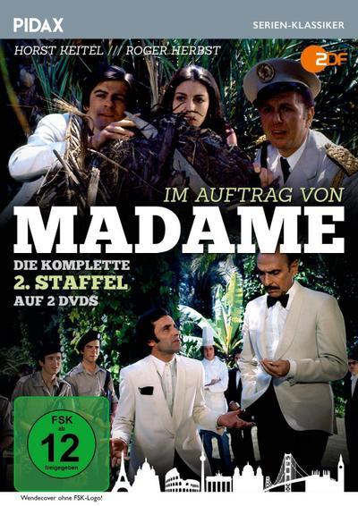 Im Auftrag von Madame - Staffel 2