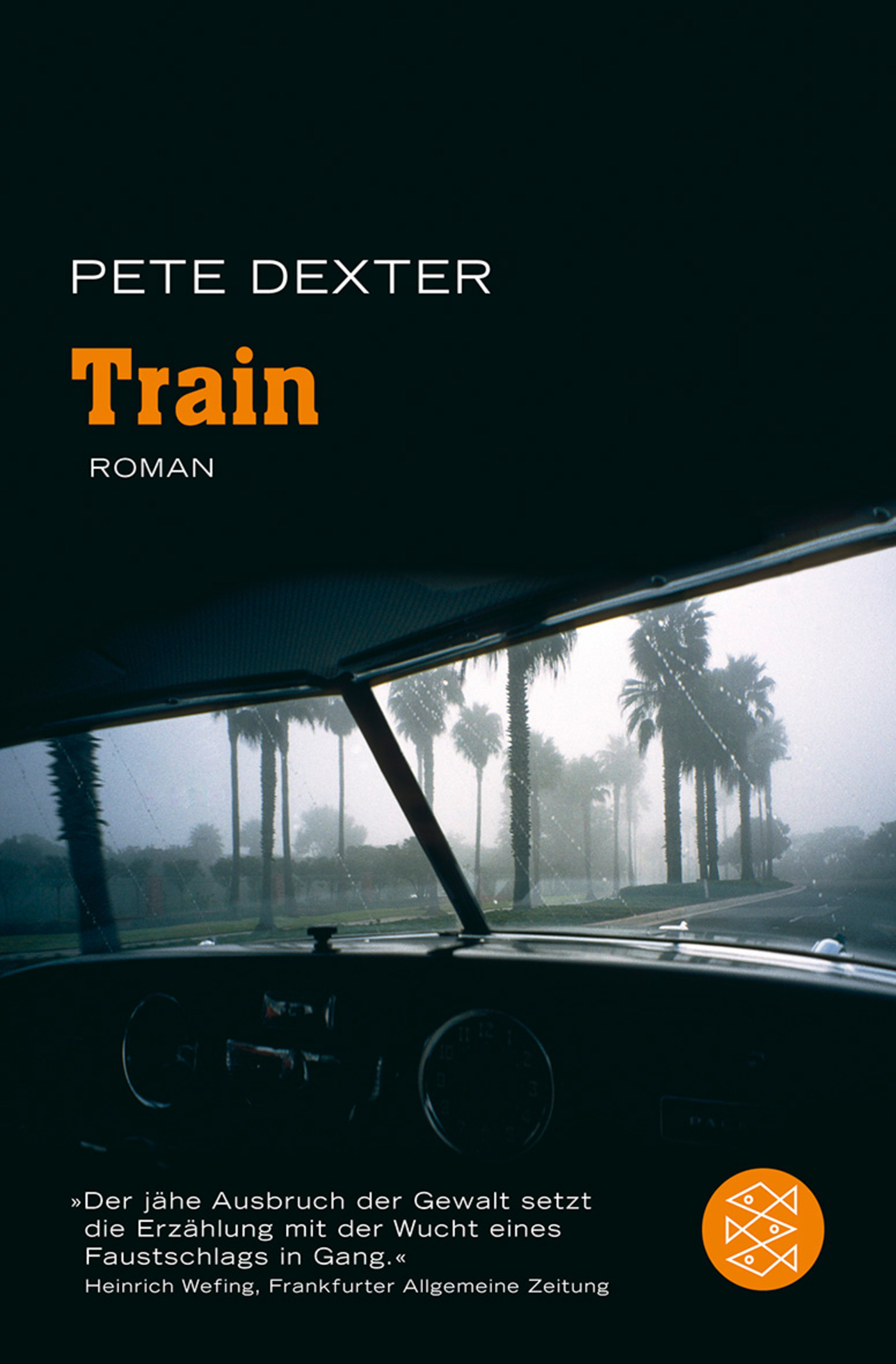 Train Pete Dexter