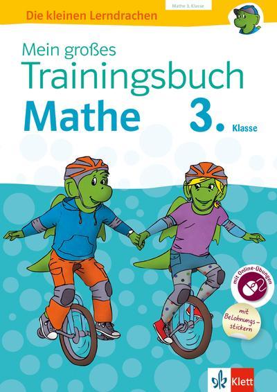 Mein großes Trainingsbuch Mathematik 3. Klasse