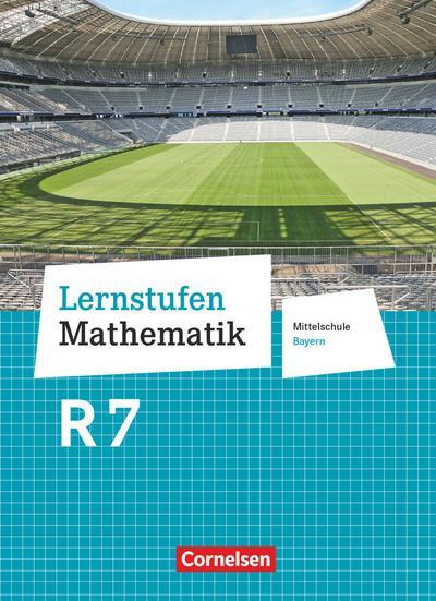 Lernstufen Mathematik - Mittelschule Bayern - Neubearbeitung