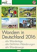 Wandern in Deutschland 2016 (DVV): alle Wande ...