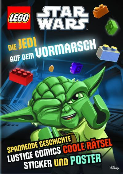 LEGO® Star WarsTM Die Jedi auf dem Vormarsch: mit Sticker und Poster