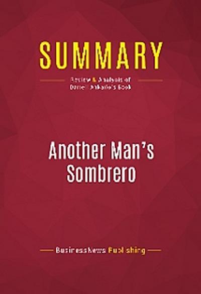 Summary: Another Man's Sombrero
